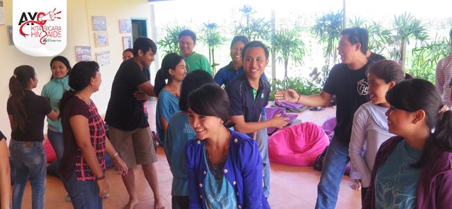 Workshop HIV & AIDS untuk Karyawan PT. Bali Spirit