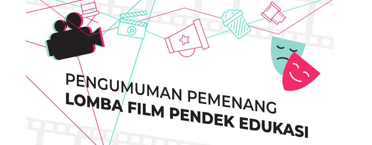 Pengumuman Pemenang Lomba Film Pendek Edukasi 2018