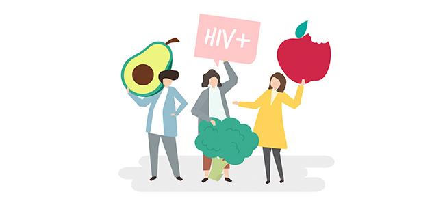 MENJAGA NUTRISI BAGI ODHA (ORANG DENGAN HIV & AIDS)